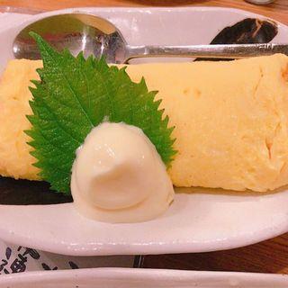 明太子玉子焼(恵比寿 牛タン 英司)