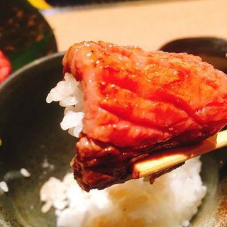 三種盛りランチ(焼肉 喜久安 (キクヤス))