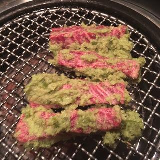 わさび祭り(牛牛 西麻布 総本店 (ぎゅうぎゅう))