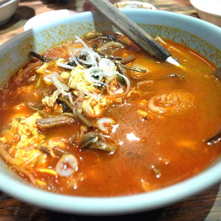 ユッケジャンスープ(オセヨ 2号店 )