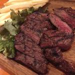 ブラックアンガス ハラミのステーキ(ハーフポンド)