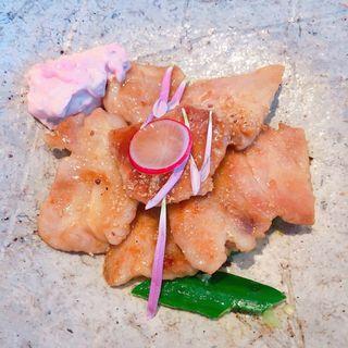 長崎産芳寿豚バラ肉のしょうが焼き(イチスタンダード)