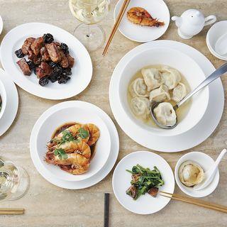 中国干し梅入り酢豚(ミモザ)