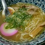 鶏そば(鳥喜久 (トリキク))