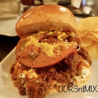 スロッピージョー(シェイクツリー バーガー&バー (shake tree burger&bar))