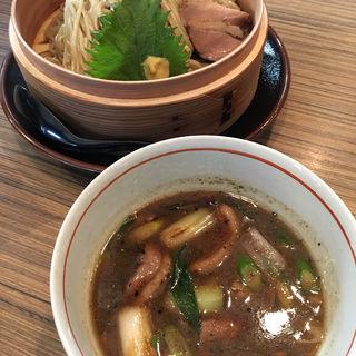 鴨せいろつけ麺(吟醸らーめん 久保田 本店 )