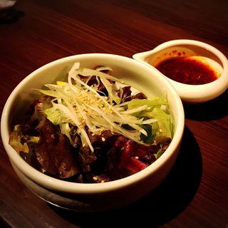チョレギサラダ(若狭)