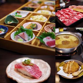 満足 特選カレー鍋コース(伝心望 姫路本店 (でんしんぼう))