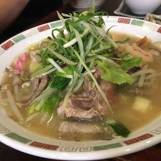 ちゃんぽん風(麺哲支店 麺野郎 )