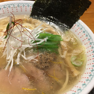塩そば(勝本 (カツモト))