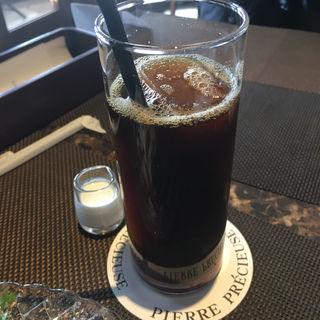 アイスコーヒー(ピエールプレシュウズ 覚王山店)
