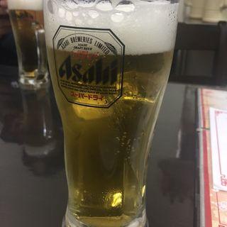 生ビール(ジョッキ)(中華料理 順興閣)