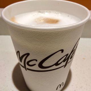 カフェラテM(マクドナルド 両国駅西口店 (McDonald))