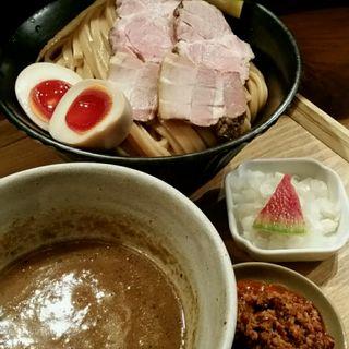 特製濃厚つけ麺(400g)(いかれたヌードル フィッシュトンズ (いかれたNOODLE Fishtons))