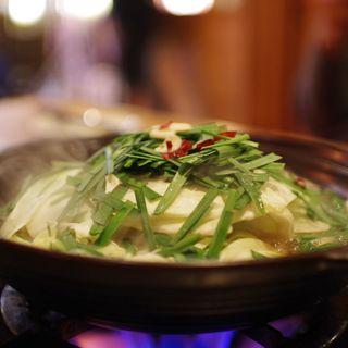モツ鍋(博多 笑門)