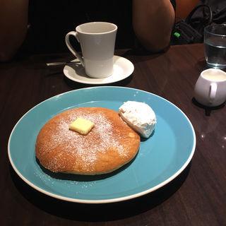 デンマークパンケーキ(オスロコーヒー 五反田駅前店 (OSLO COFFEE))