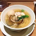 蛤と牡蠣 汐SOBA