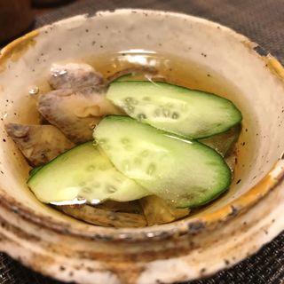 なまこ酢(阿古 )
