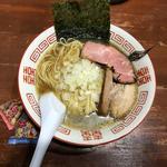 鬼退治(麺や而今 (じこん))