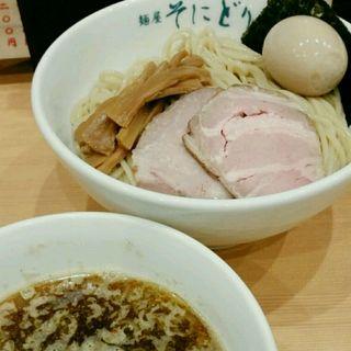 大盛つけ麺(味玉)(麺屋 そにどり)
