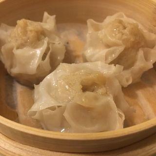 焼売(3個)(175°DENO担担麺 GINZa (ヒャクナナジュウゴド デノタンタンメン))