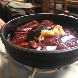 さくら鍋(むつみ屋 )