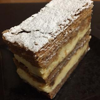 ミルフィーユ(パティスリー ビガロー (Pâtisserie Bigarreaux))