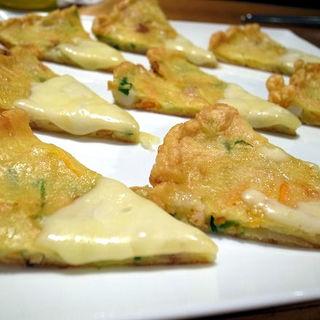 海鮮チーズチヂミ(SANKYU (サンキュー))