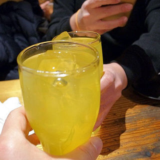 ウコン茶ハイ(SANKYU (サンキュー))