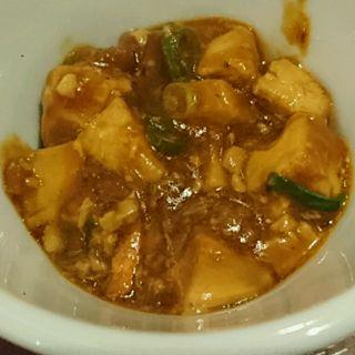 海鮮麻婆豆腐(グルメバイキング オリンピア )
