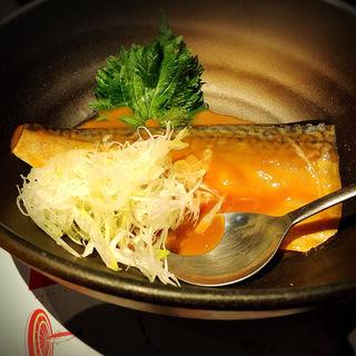 とろさば味噌煮(SABAR 恵比寿店 (サバー))