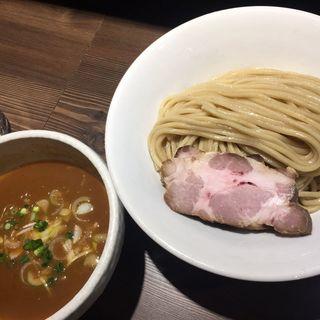 伊勢海老つけ麺中盛(つけ麺一燈 (ツケメンイットウ))
