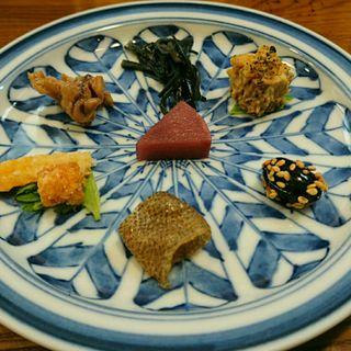 お通し(魚菜きし )