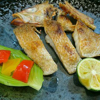 のどぐろ(塩焼き)(魚菜きし )