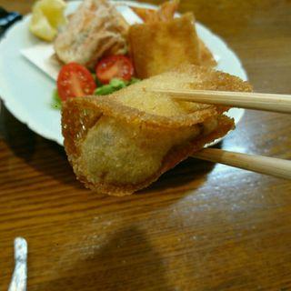 かきフライ(魚菜きし )