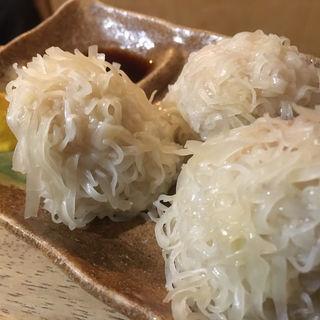 特製鶏シュウマイ(2個)(やきとり まさ吉 (まさきち))