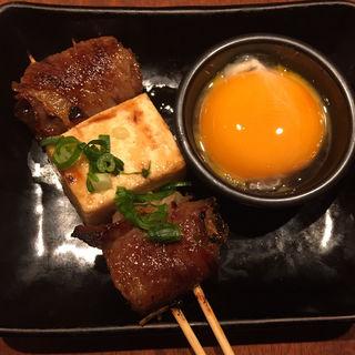 すき焼き串(串のきいち )