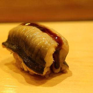 煮穴子の握り(鮨 なんば )