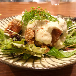 チキン南蛮(高野麦酒店takanoya)