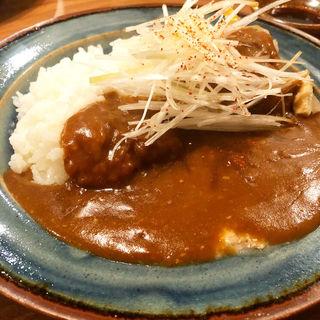 カレー(高野麦酒店takanoya)