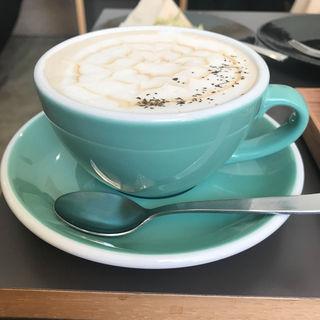 ほうじ茶ラテ(リード コーヒー (LEAD COFFEE))