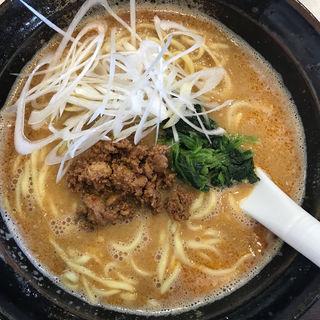 担々麺(らぁめん処 ふじがや )