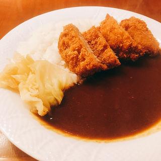 ヒレカツカレー(ドンピエール エクスプレスカレー 東京駅店 (dom Piere Express CURRY))