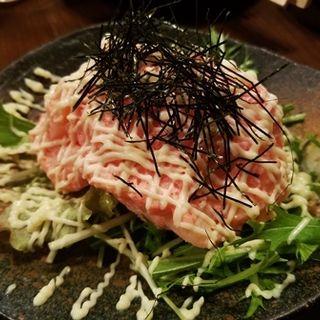 明太ポテトサラダ(博多かわ屋 神田店)