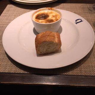 コース スープ(キャトルラパン (quatre lapin))