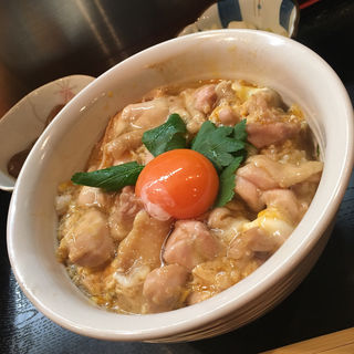 親子丼定食(膳)