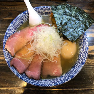 特製塩らーめん(麺心 國もと )