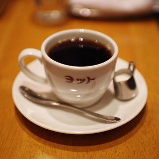 ホットコーヒー(ヨット )