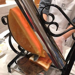 チーズトースト(セントルザベーカリー)