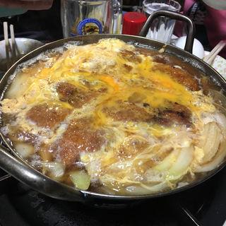 カツ煮(豊田屋 )